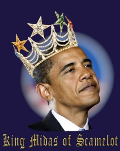 Obama-the-King