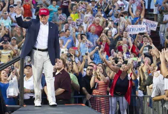 Trump in Alabama