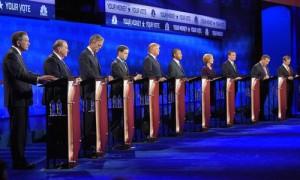 Republican debatein Colorado