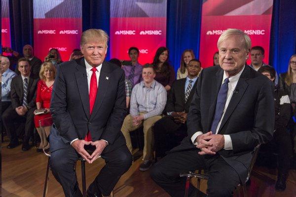 Trump and Matherws