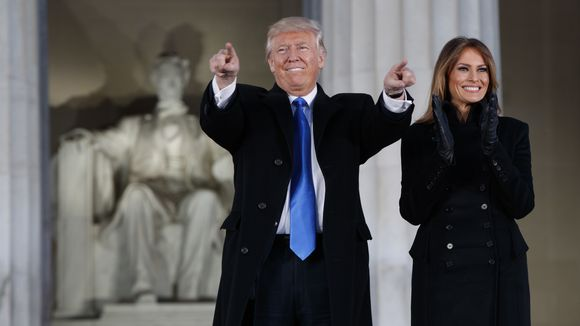 trump-and-melania