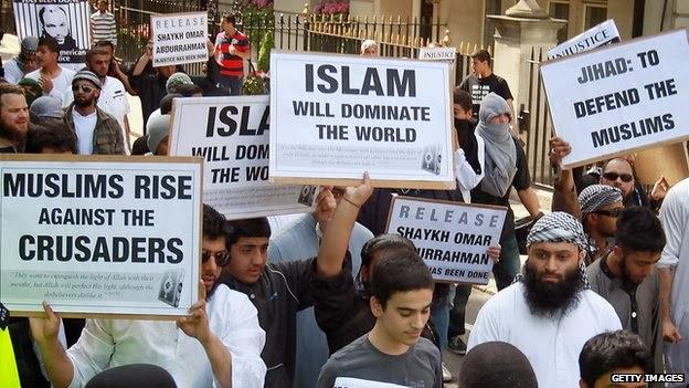 Muslim+Protest