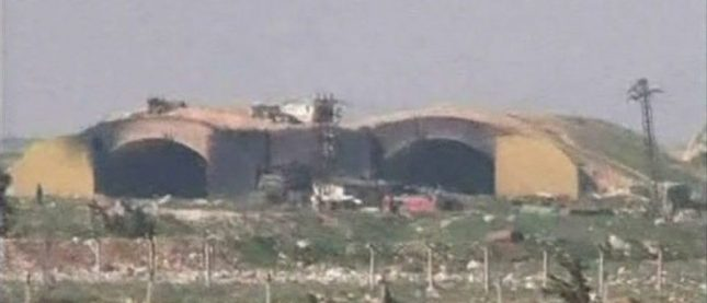 airbase in Syria