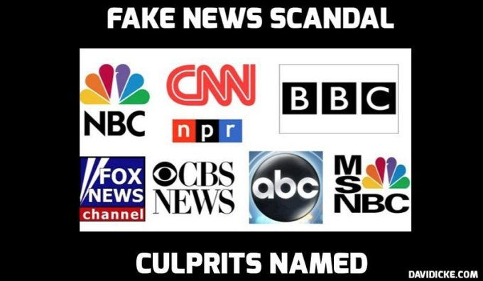 fake news scandal