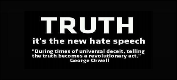truthi s henew hate speech