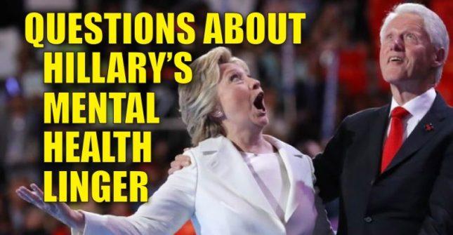 Hillary;lsMental-Health