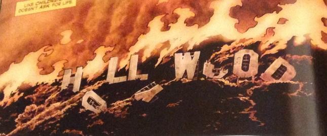 Hollywoodburning
