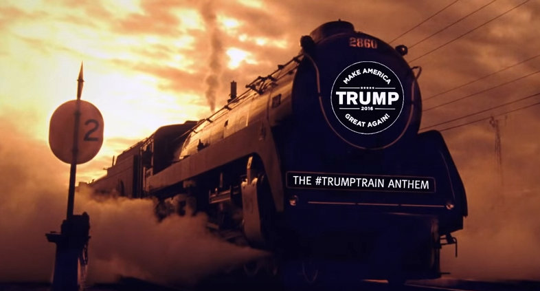 trumptrain cool one