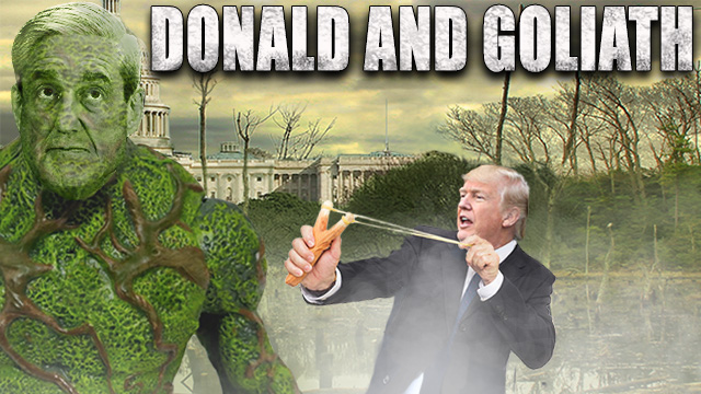 Donald and Goliath