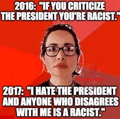 Criticize-President-racist