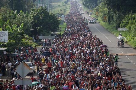 caravan swells to5000