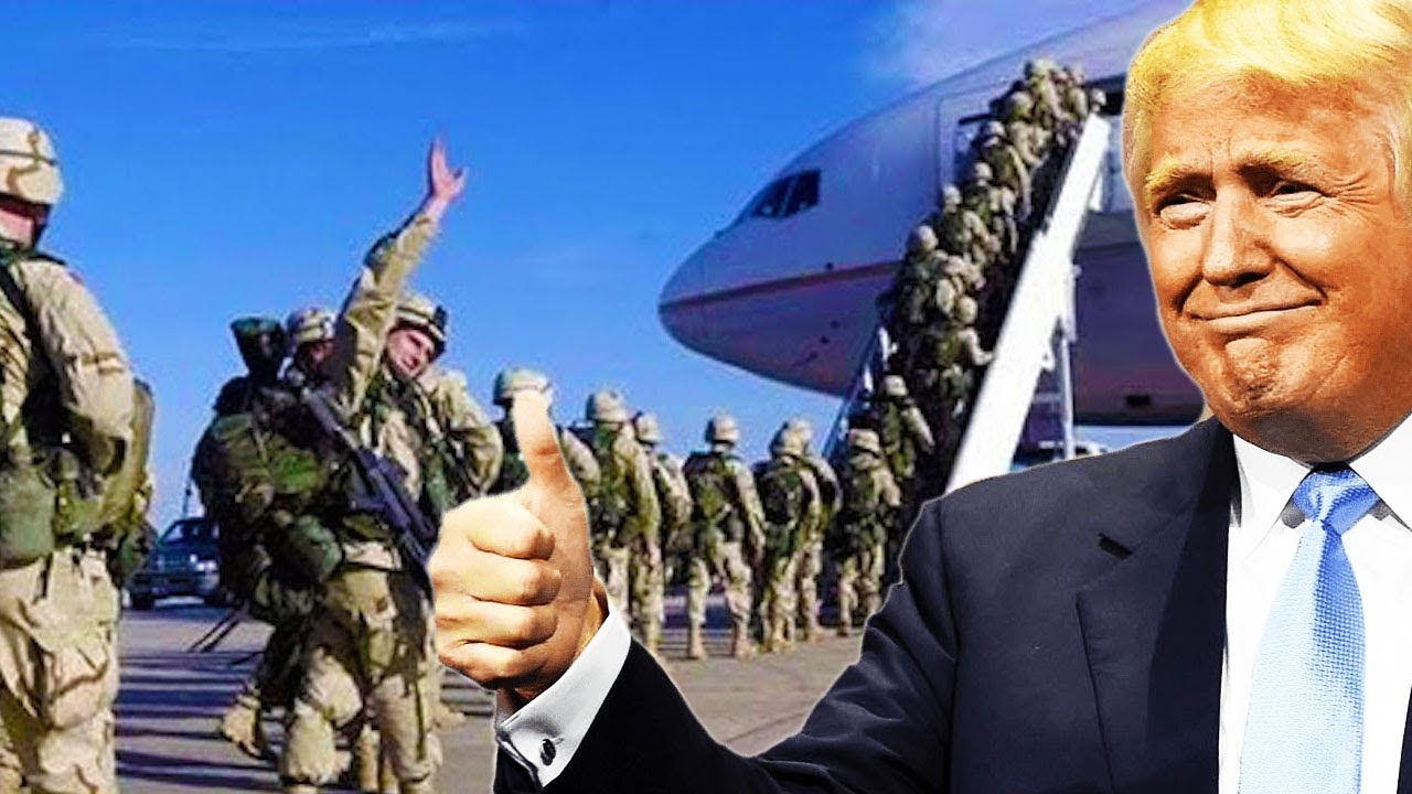 trump pullingTroops out o fSyria