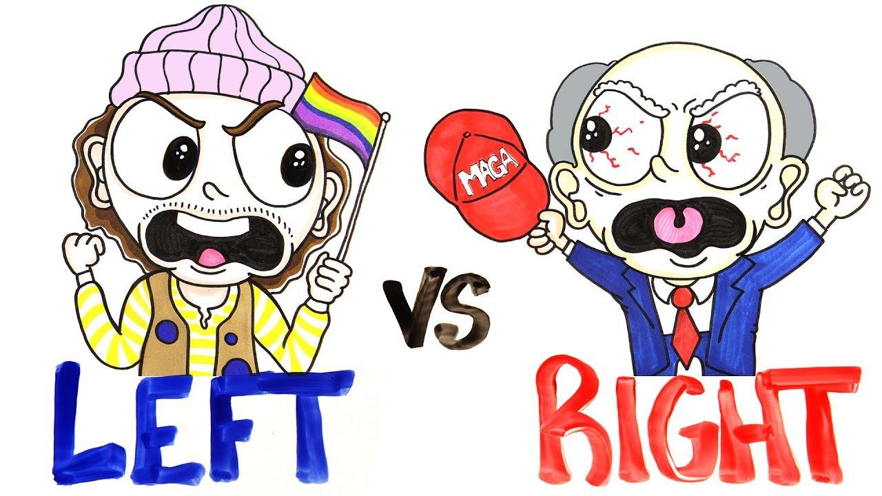 leftvs.right