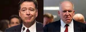 Comey and Brennan