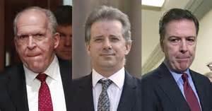 Comey,Steele,Brennan