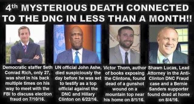Clintonrecnetdeaths