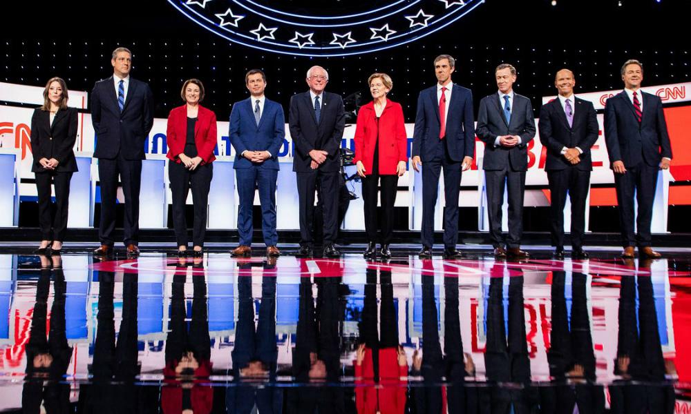 Crazy-versus-crazier-There-are-no-moderate-Democrats