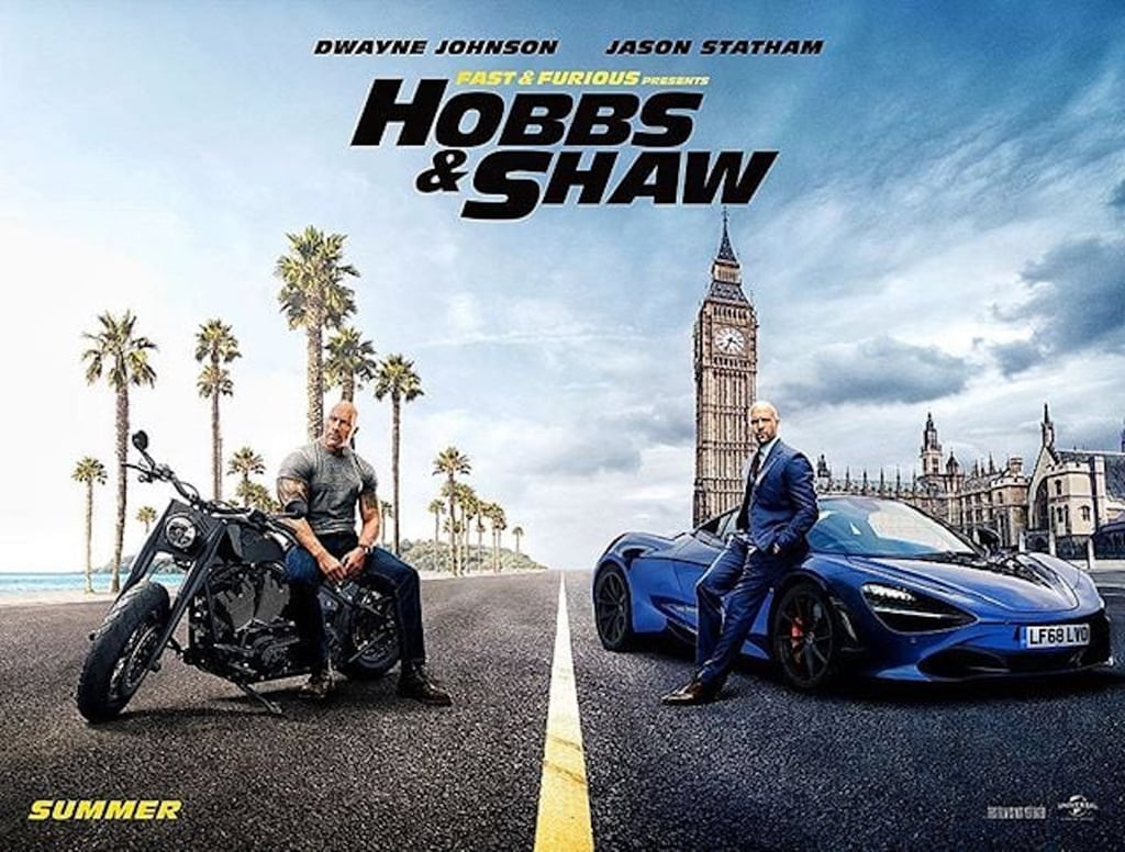 Hobbs-Shaw-Movie-Posters
