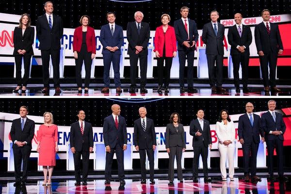 dem candidates