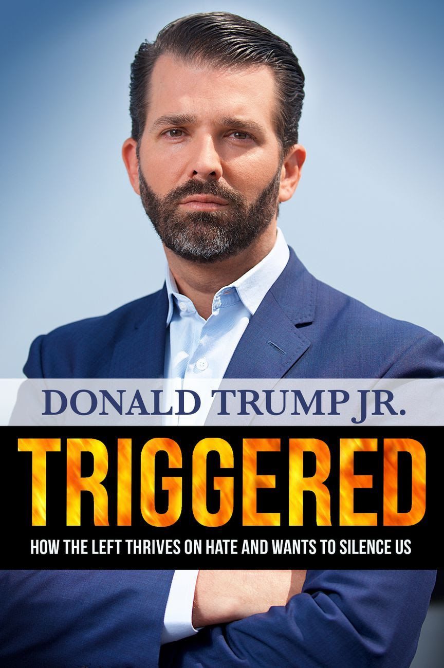 Don trump Jr. book