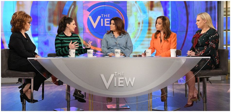 Ana Navarro the view
