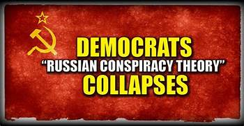 Dem RussianConspiracycollapses