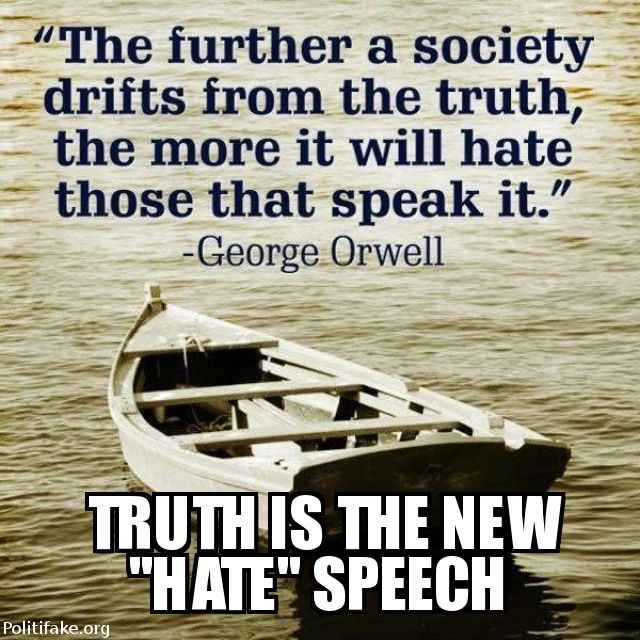 hate speech quote