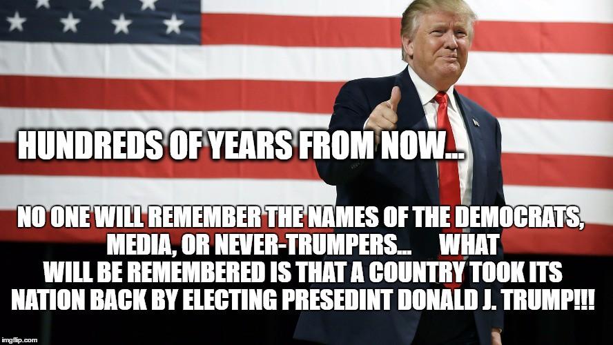 NeverTrumpersvs.Trump