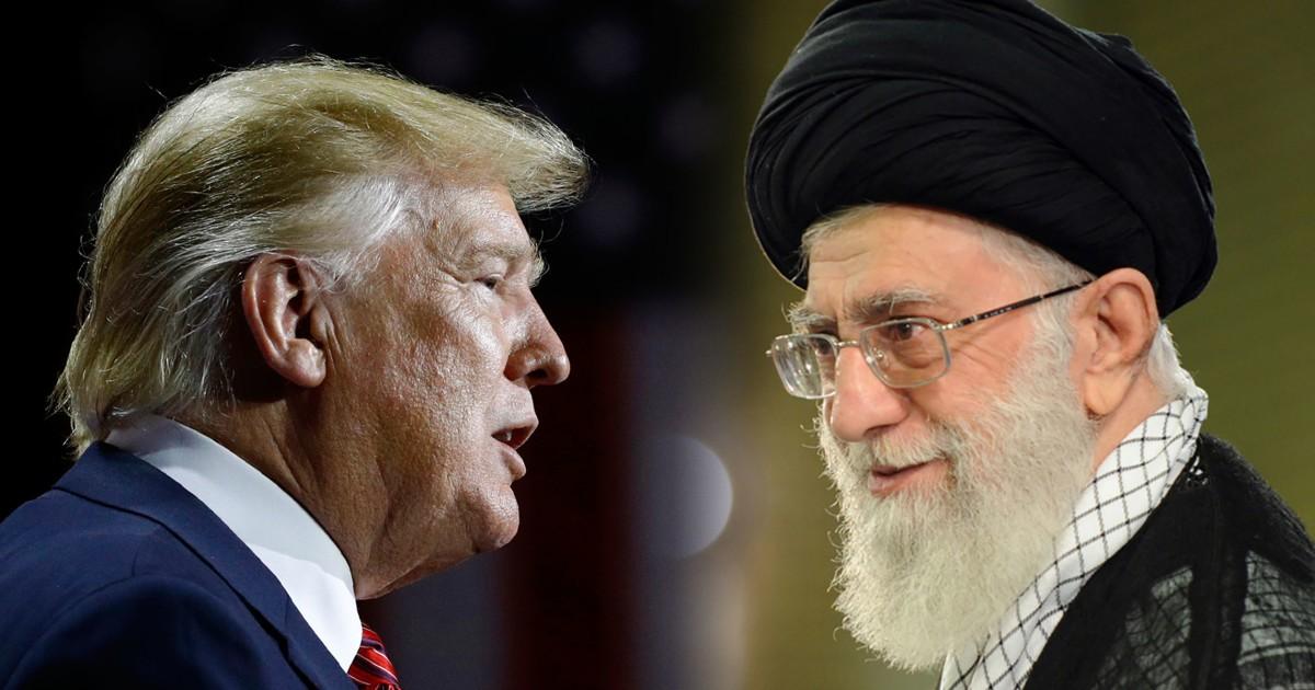 TrumpandRouhani