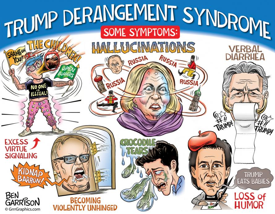 trump_derangement_syndrome