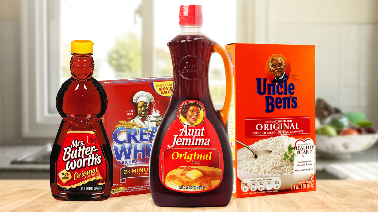 as-aunt-jemima-mrs-butterworths-and-uncle-bens-set-to-disappear-from-american-kitchens-a-look-back-at-their-racist-origins