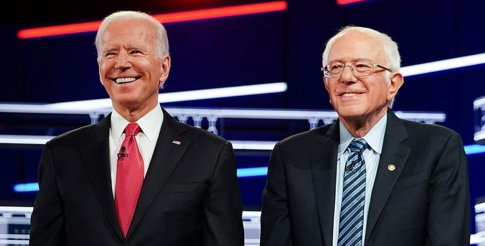 This image has an empty alt attribute; its file name is biden-sanders-twitter-1132x670-1.png