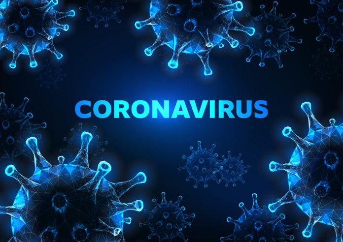 This image has an empty alt attribute; its file name is coronavirus-stock-696x492-1.jpg