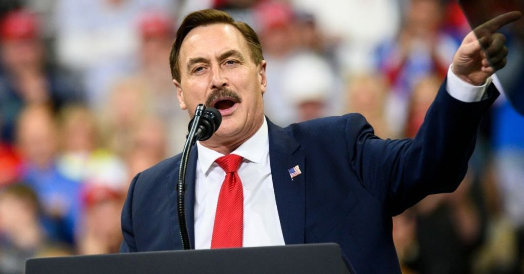 This image has an empty alt attribute; its file name is mike-lindell.jpg
